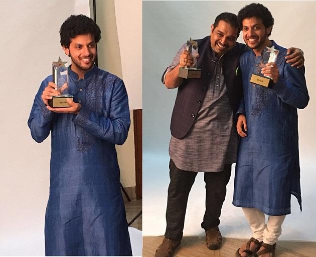 Mahesh Kale  - Star Pravaha Award