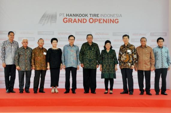 Info Lowongan Kerja Cikarang PT Hankook Tire Indonesia Terbaru 2017
