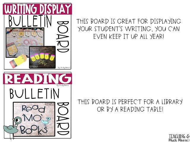 cute bulletin board ideas
