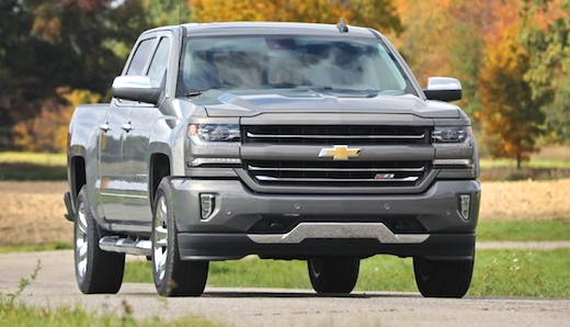 2019 Chevy Silverado 1500 Review