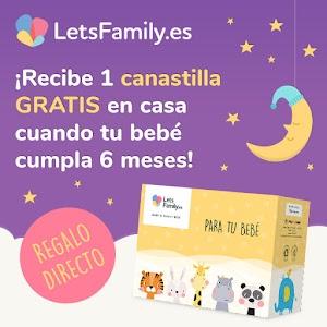 Canastilla para bebés gratis