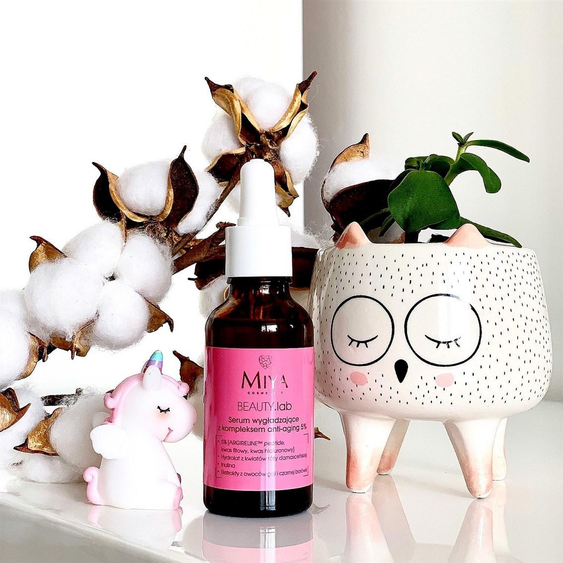 Miya Beauty Lab serum wygładzające