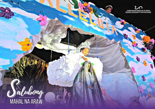 salubong holy week Philippines semana santa