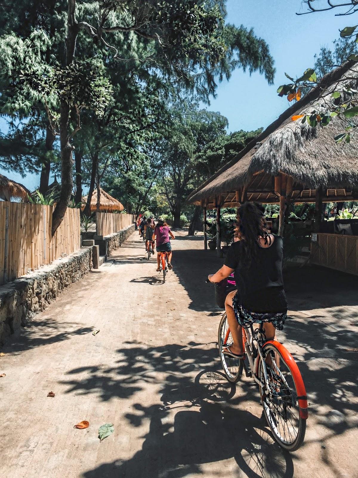 Gili Trawangan Transportation