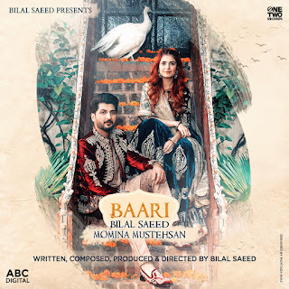 Baari Lyrics Bilal Saeed (2019)