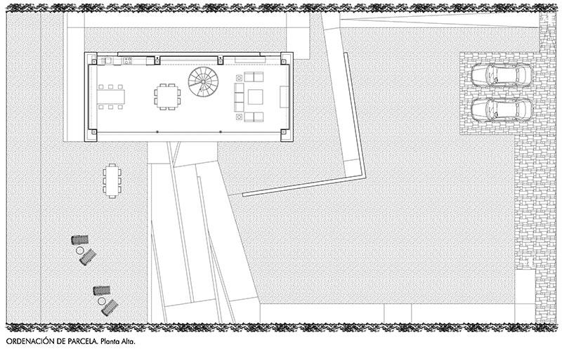 Estudio Honorio Aguilar - Promoción de viviendas en Sanlúcar (Cádiz)