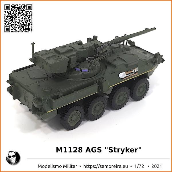 M1128 AGS Stryker