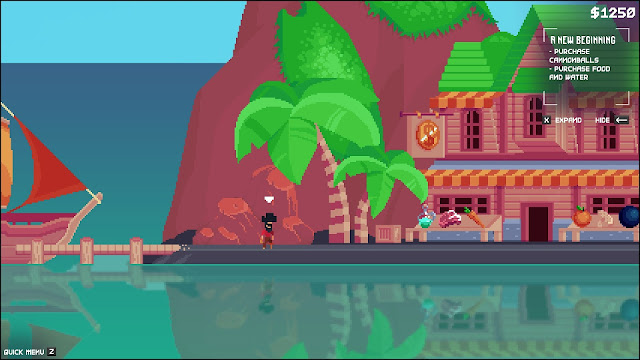 Screenshot from Don't Sink