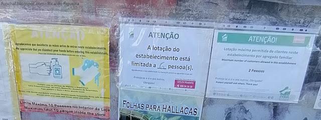 INFORMAÇÃO CONTRADITÓRIA - FUNCHAL