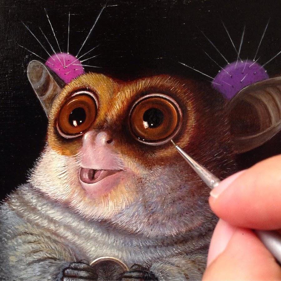 02-Creature-Oil-Paintings-Jean-Pierre-Arboleda-www-designstack-co