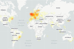 Meski Sempat Down, YouTube, Gmail, Blogger dan Layanan Google Lainnya Kembali Pulih