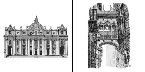 00-Elizabeth-Mishanina-Architecture-Immaculate-Drawing-Technique-www-designstack-co