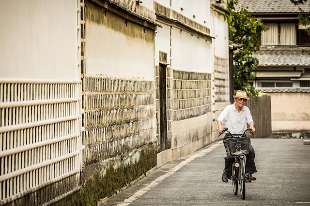 Biking en Kurashiki :: Canon EOS5D MkIII   ISO400   Canon 70-200@200mm   f/6.3   1/80s