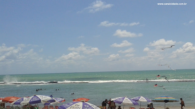 Piscinas naturais praia de Boa Viagem