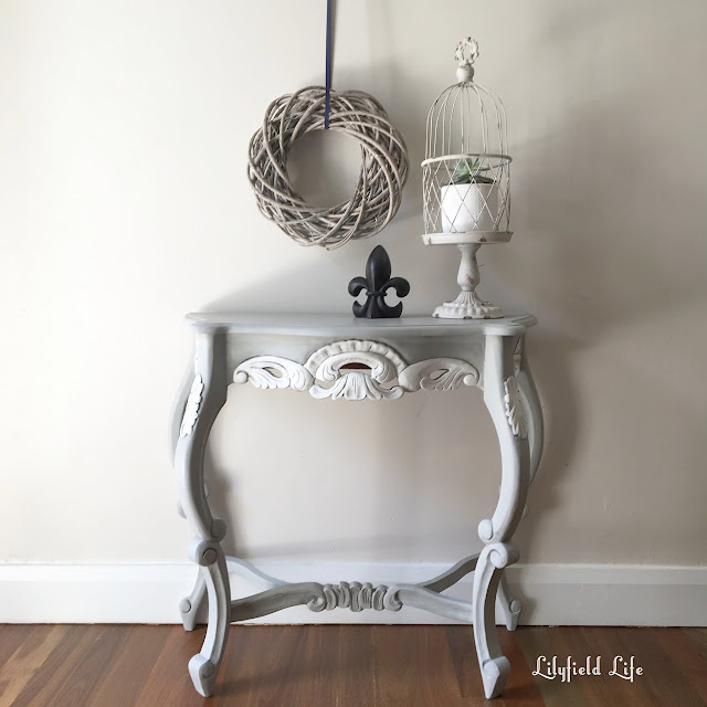 Lilyfield Life french console table