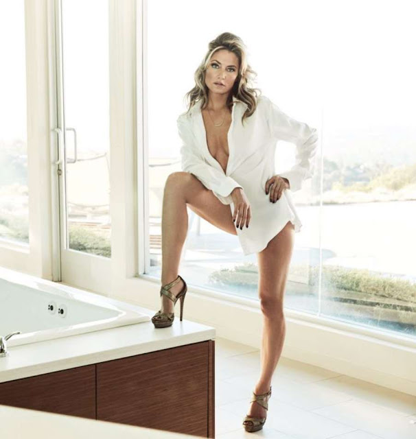 Madchen Amick – Watch! Magazine