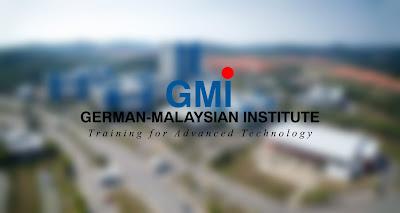 Permohonan GMI 2020 Online (German-Malaysian Institute)