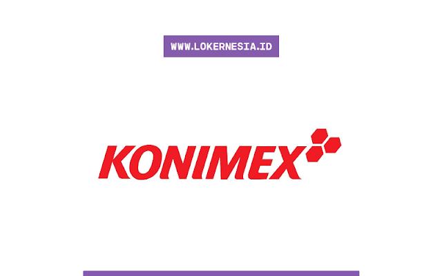Lowongan Kerja Dokter Konimex September 2020