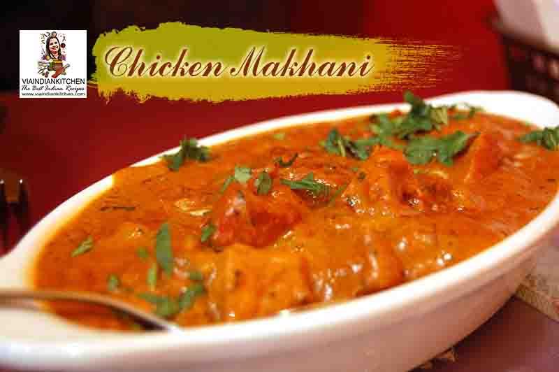 viaindiankitchen - Butter Chicken