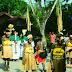 Warga Kamoro dan Merauke Adakan Ibadah Inkulturasi