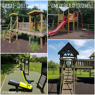 Parks and Playgrounds in Northamptonshire - Harrold Odell