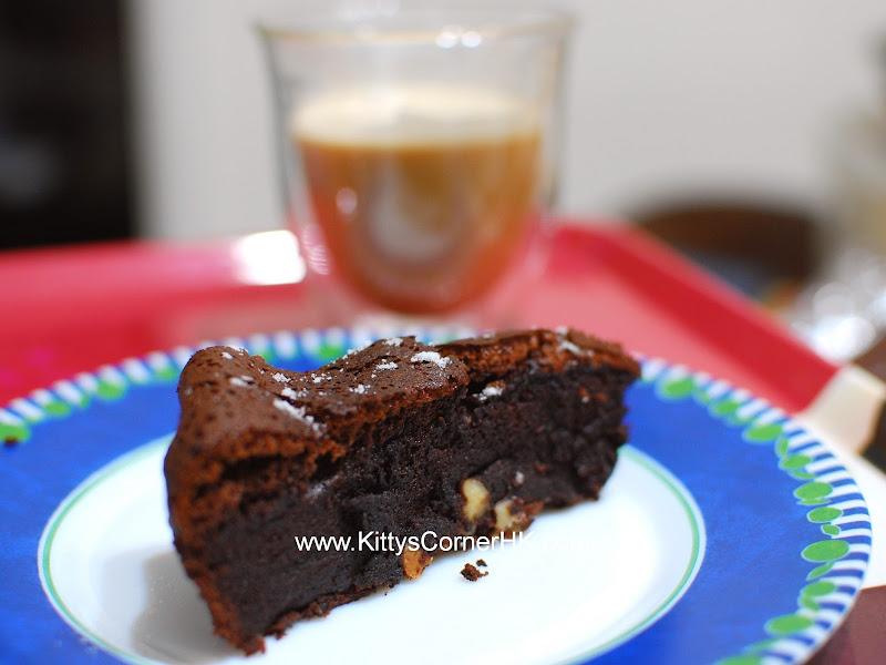 French Chocolate Cake DIY recipe 法式濃情 自家烘焙食譜