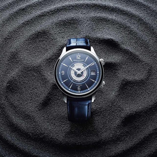 Jaeger-LeCoultre Master Control Memovox Timer ref. 410848J