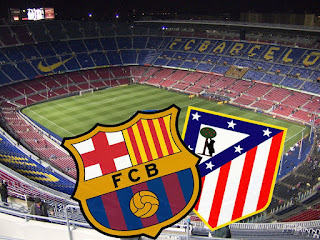 Барселона - Атлетико Мадрид  смотреть онлайн бесплатно 01 декабря 2019 прямая трансляция в 23:00 МСК.