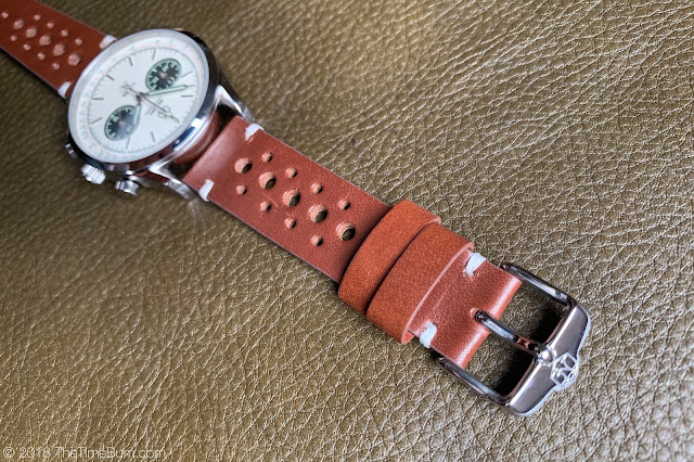 Nezumi Lowes brown strap