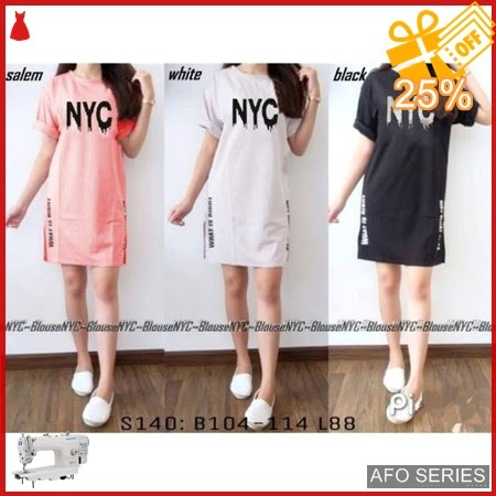 AFO446 Model Fashion Blouse NYC Modis Murah BMGShop