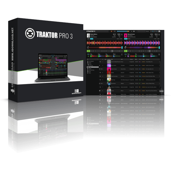 Native Instruments Traktor Pro v3.2.1 Full version