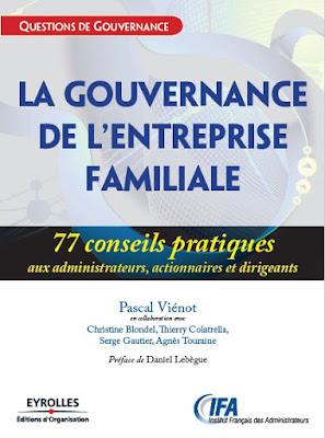 Télécharger Livre Gratuit La gouvernance des entreprises familiales pdf
