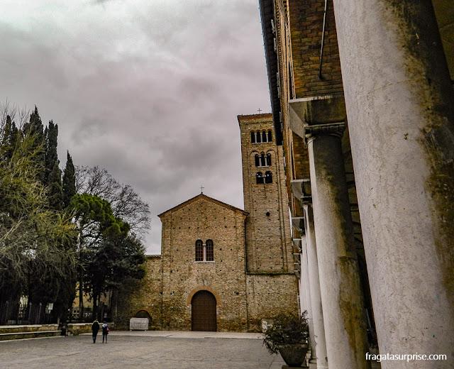 Catedral de Ravena, Itália