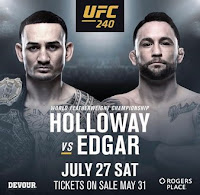 Holloway Edger free fight pick preview video
