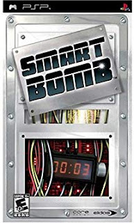 Cheat Smart Bomb PSP PPSSPP