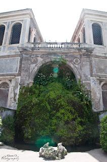 Citytrip Rome Italie Palatin