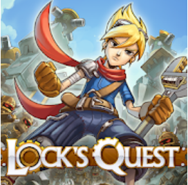 Lock's Quest Apk Game Free Download