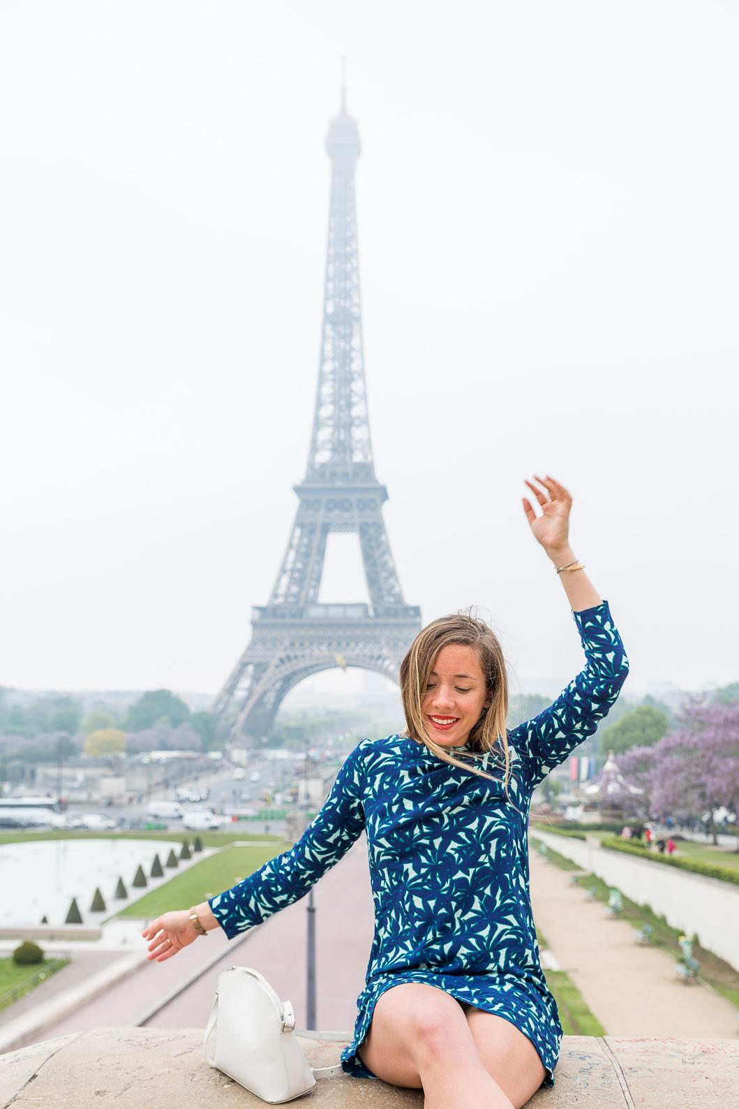Jardins du Trocadéro Paris