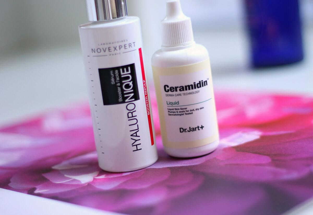 novexpert hyaluronique serum dr. jart ceramidin liquid recenzija