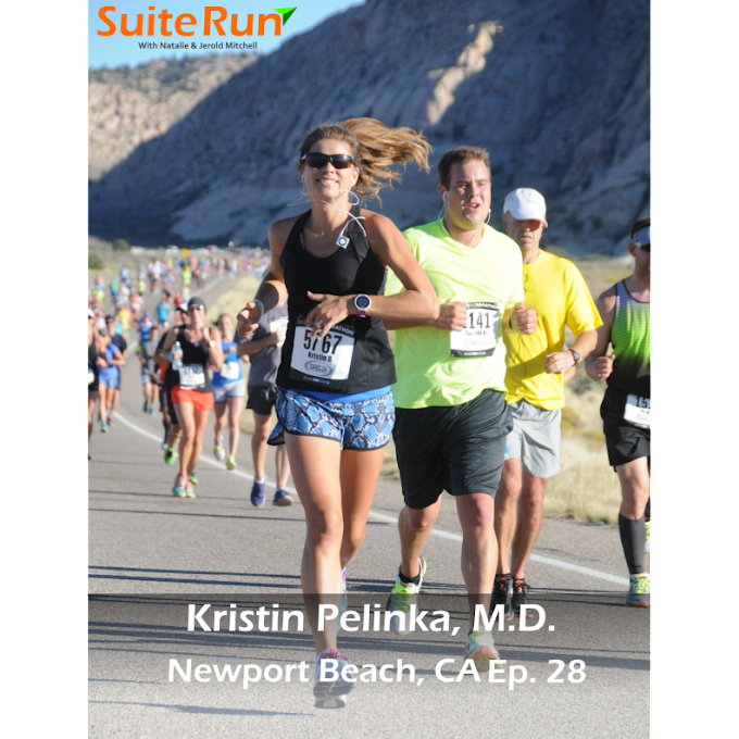 28 | Newport Beach, CA with Kristin Pelinka: Running in the Ultimate Southern California Vacation Destination