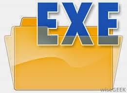 Cara Membuka File Exe dengan Cukup mudah
