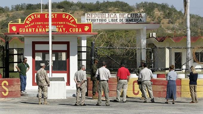 Régimen planea abrir el paso hacia la Base Naval de Guantánamo si Biden no quita el embargo