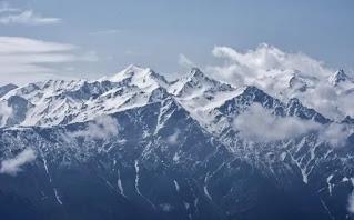 हिमालय का निर्माण कैसे हुआ - Himalaya parvat