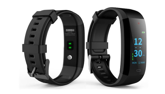 Meet Goqii Vital 3.0, A Wearable Band Capable Of Identify Early Signs Of COVID-19