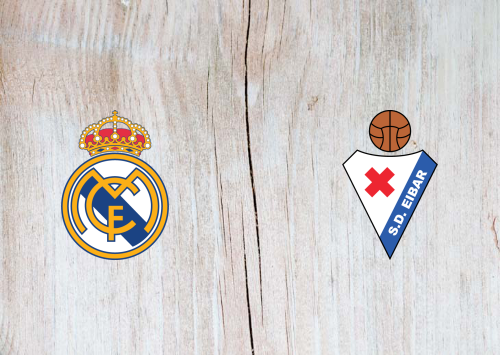 Real Madrid vs Eibar -Highlights 14 June 2020