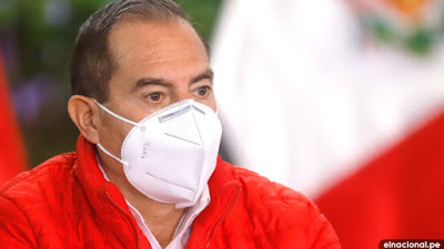 Los ministros respaldamos al presidente Vizcarra porque creemos en su versión, dice Walter Martos