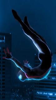 Spider Man Air Mobile HD Wallpaper