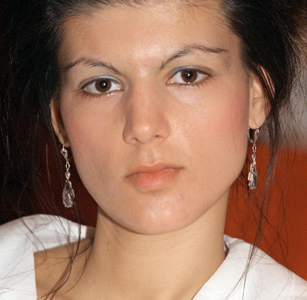 sahra wagenknecht nackt - woodenbild :)