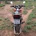 Moto é roubada em Gavião
