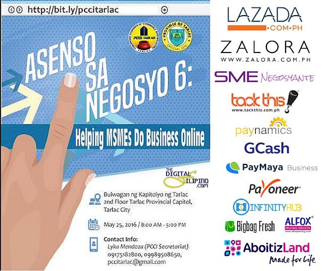 Asenso sa Negosyo 6 : Helping MSMEs do E-Commerce Online